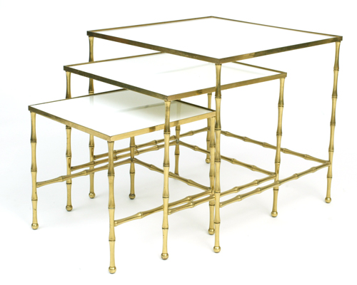 Bamboo Nesting Tables1