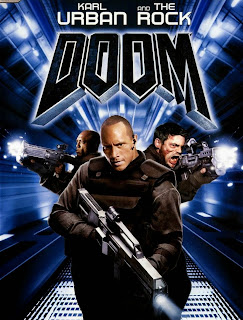 Poster de Doom: La Puerta del Infierno