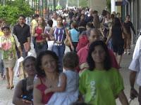 Em dez anos, população feminina superou a masculina em 4 milhões