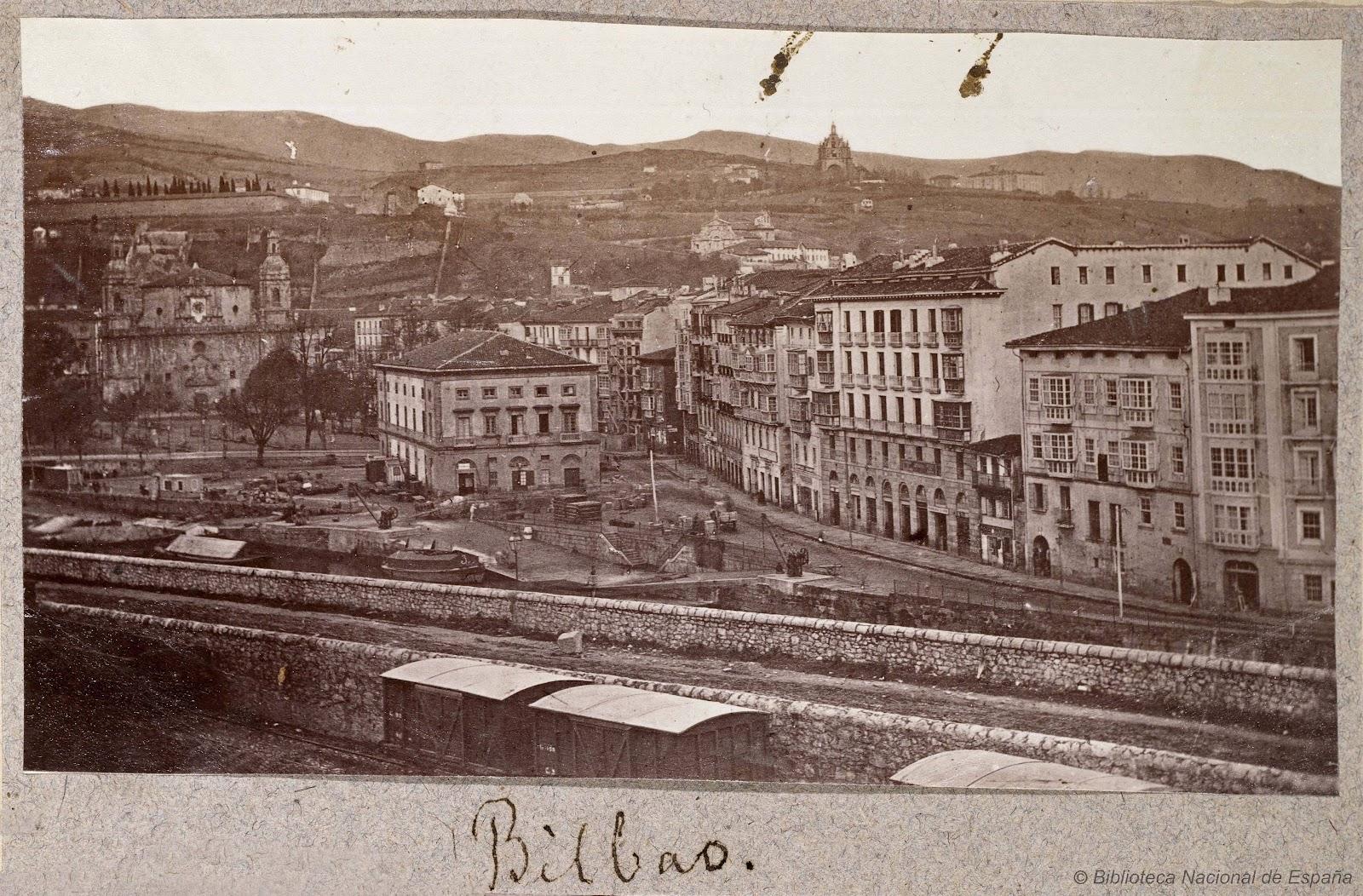 Blog de cesar estornes de historia y deportes los - Bilbao fotos antiguas ...