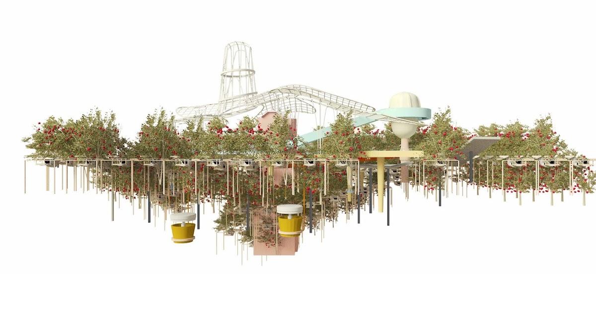 ... UCL: Yoonjin Kim (Unit 0), winner of the UCL Environmental Design
