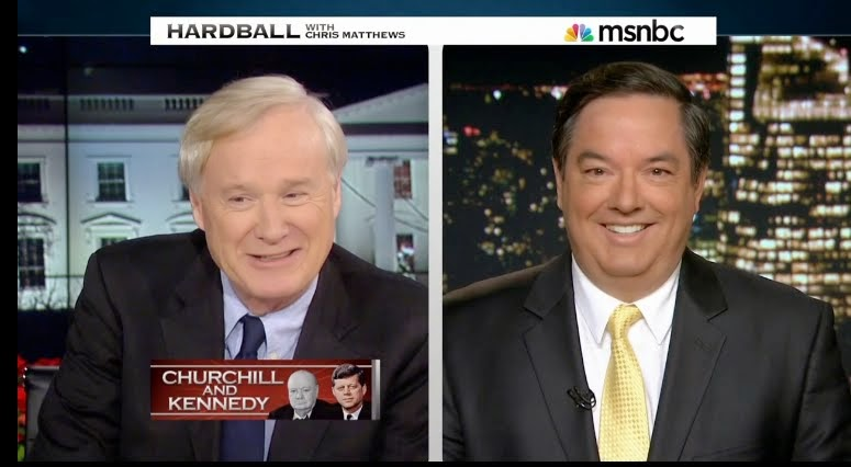 Chris Matthews Likes WHEN LIONS ROAR: The Churchills and the Kennedys""