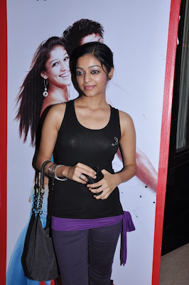 janani iyer look in armcut dress spicy photo gallery