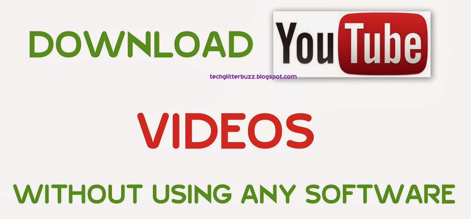 Youtube video download trick without any software techglut it is very easy to implement and download a video from youtube we can download a video in any format and in any quality with this trick ccuart Image collections