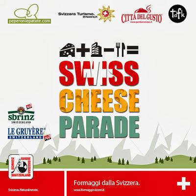 contest ...swiss cheese parade  .....palline di polenta con cuore di formaggio gruyere