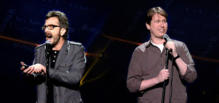 marc maron, pete holmes, you made it weird, comedy podcast