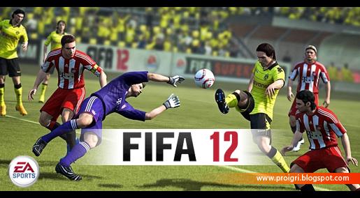 FIFA 12 - новые возможности, обложка, видео геймплея, скриншоты