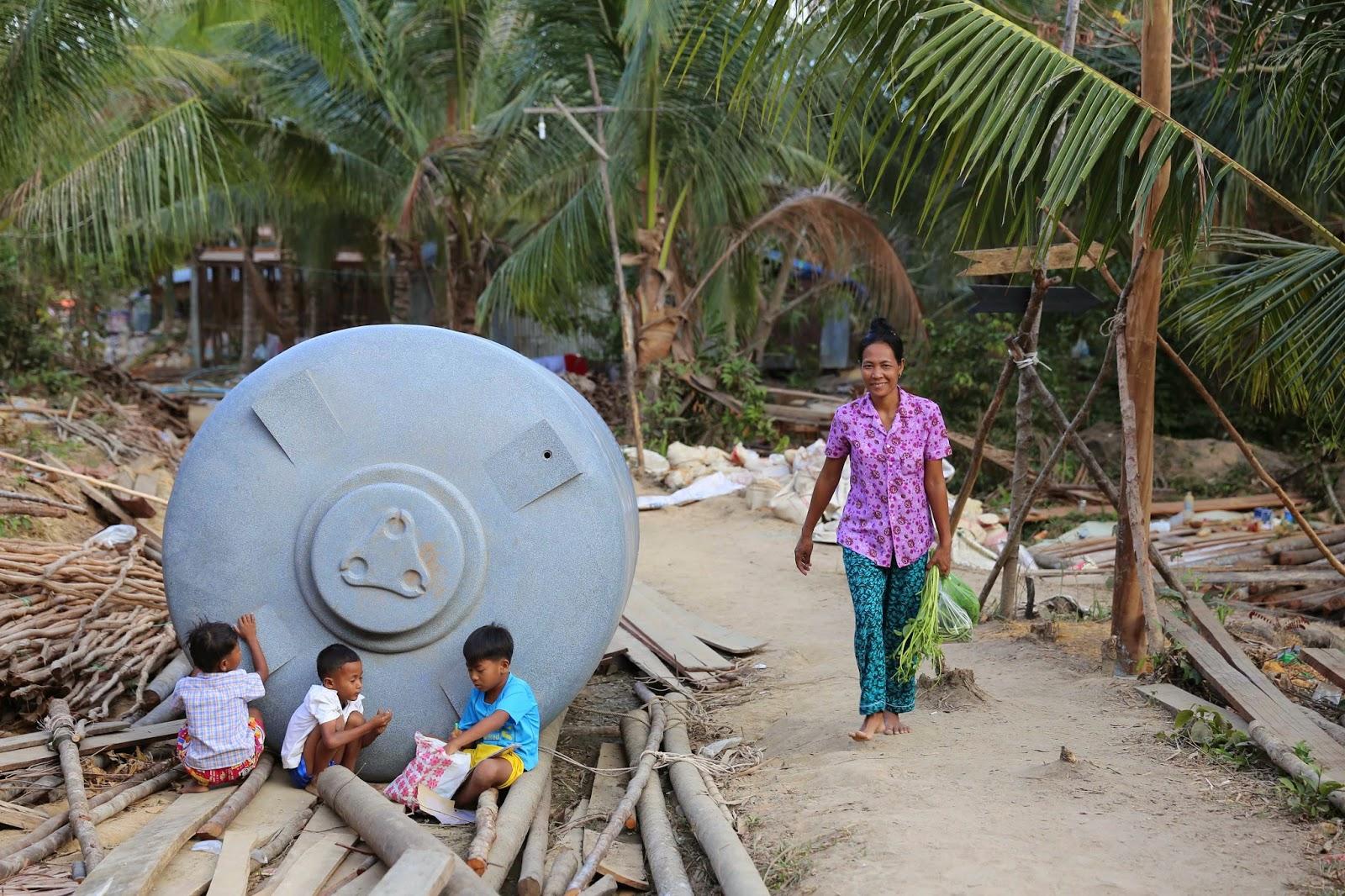 La mozzarelleria delle immagini ko rong l 39 isola dei for Come prendere in prestito denaro per comprare terreni