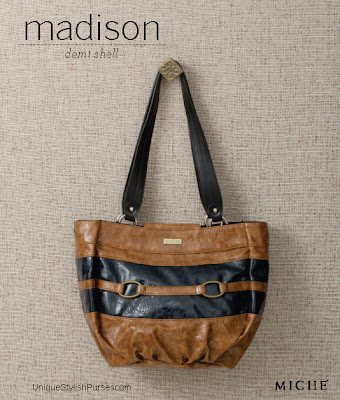 Madison Shell for Demi Bags