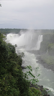 Devil's Throat Iguazu Falls – Brazil Side Iguazu National Park Brazil