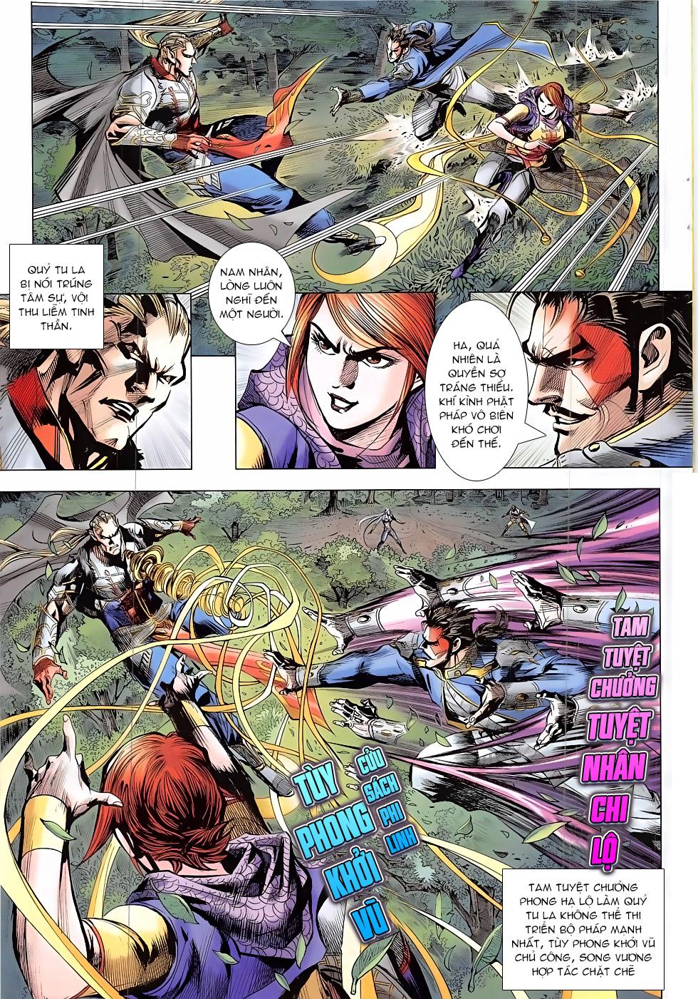 Thần Chưởng trang 3