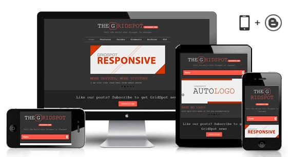 Template Blog SEO Responsive untuk Majalah Berita