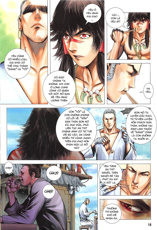 Tây Du chap 10 Trang 18 - Mangak.info