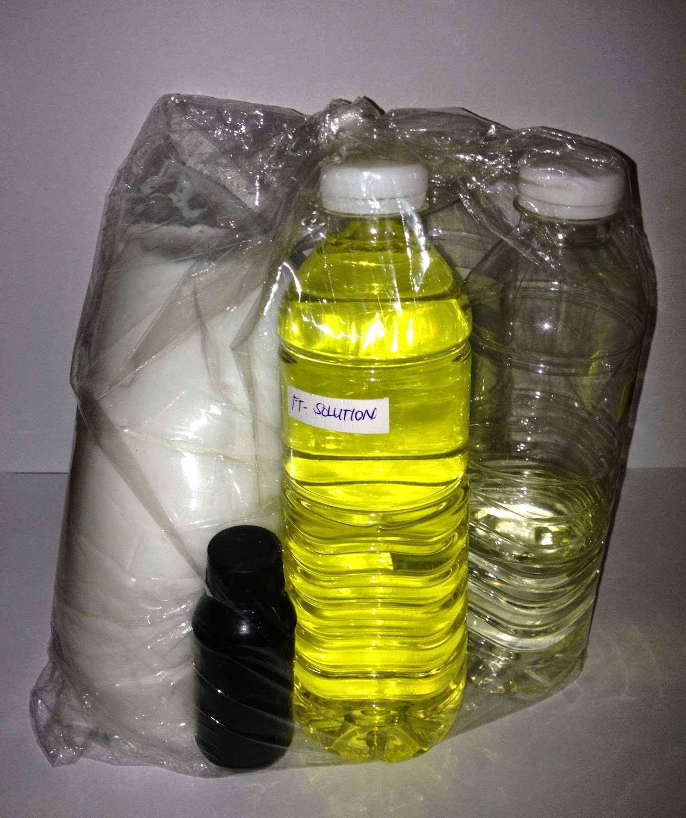 Fabric Conditioner Kit