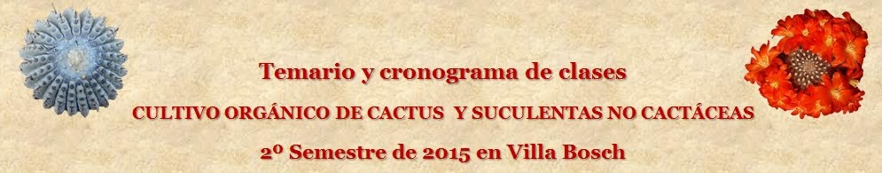 2º SEMESTRE DE 2015 EN VILLA BOSCH CLIC EN LA FOTO PARA VER CRONOGRAMA Y TEMARIO
