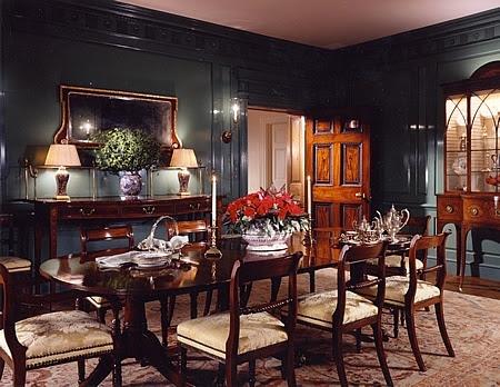 The georgian marquess some georgian inspiration for Georgian dining room ideas