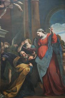 Repentir de Saint Joseph - Vierge Marie