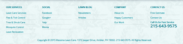 leading lawn care specialists in PA