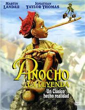 Pinocho, la Leyenda (1996)
