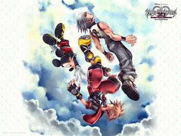 #9 Kingdom Heart Wallpaper
