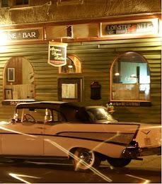 Vintage Car Out Front