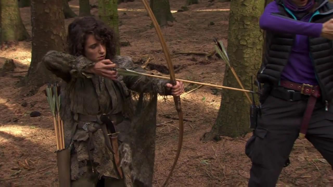 Tobias Menzies como Edmure Tully, el joven hermano de Cately Stark
