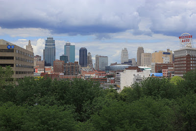 Image of downtown Kansas City during the day