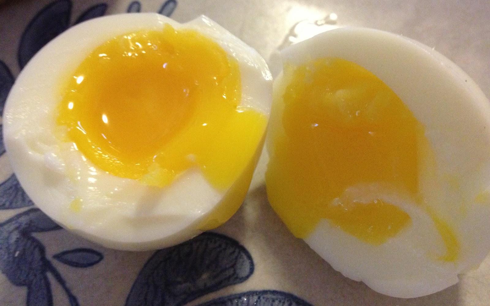 Eating amp how long to boil an egg
