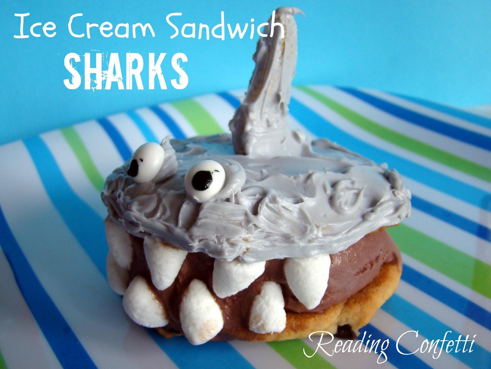 Confetti Cookie Ice Cream Sandwiches Recipes — Dishmaps
