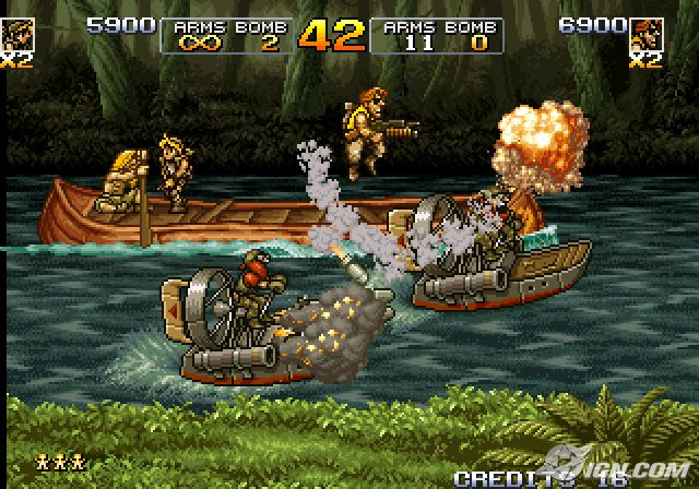 telecharger metal slug 3 pc gratuit