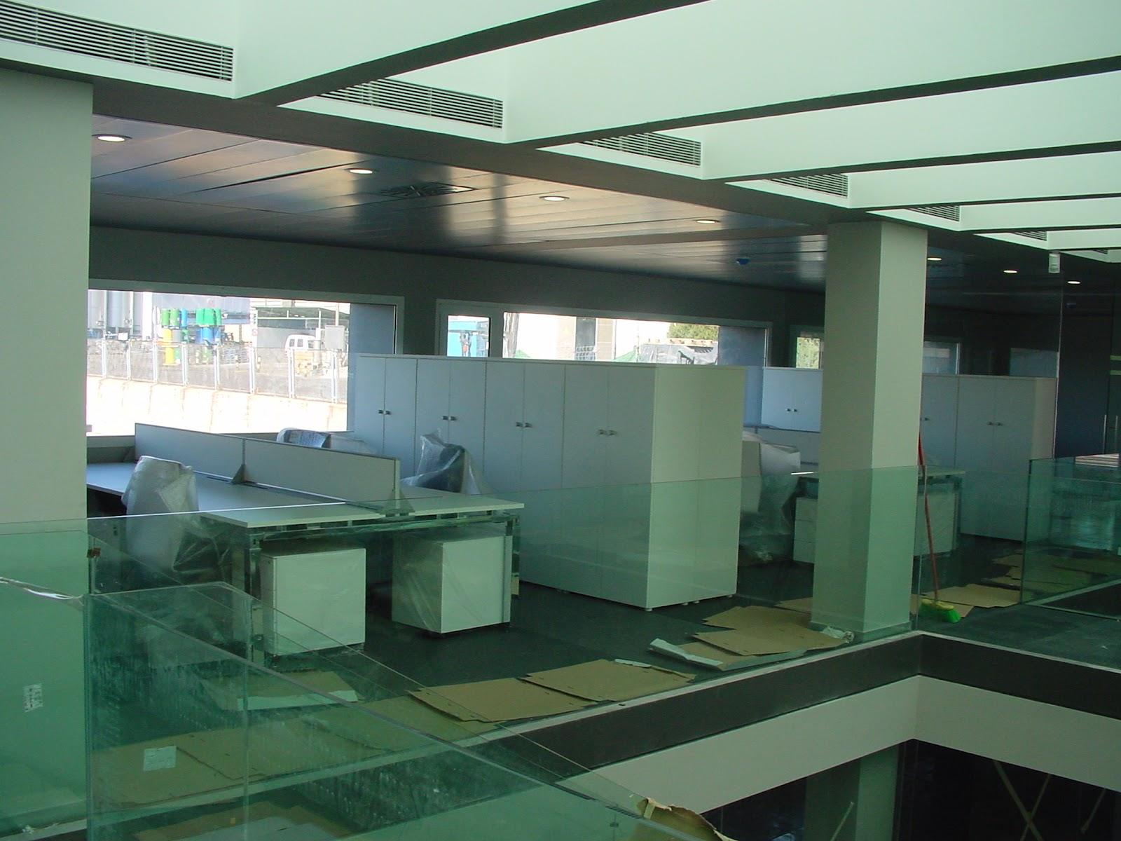 Oficina total nueva instalaci n de oficina total for Oficina correus barcelona