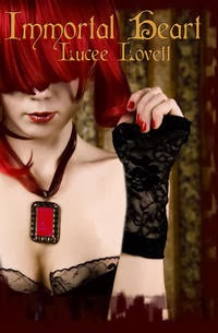 <i>Immortal Heart</i><br>By Lucee Lovett