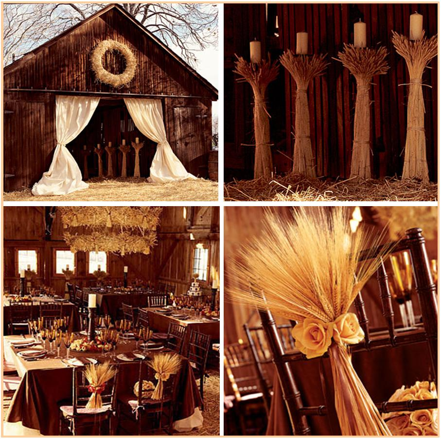 Wedding pictures wedding photos best fall wedding for Autumn wedding decoration ideas