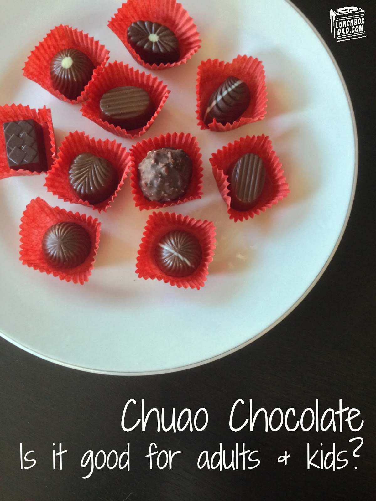 Chuao Chocolatier Chocolate review