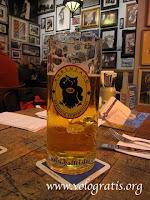 mangiare Berlino birreria