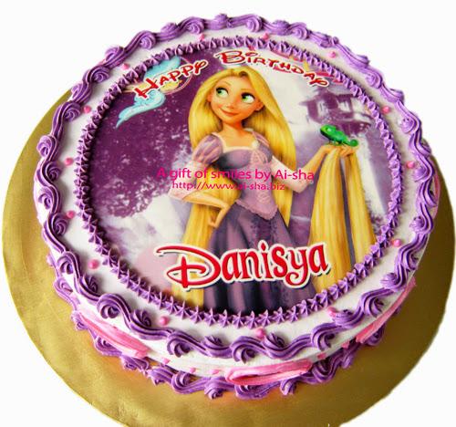 Kek Rapunzel