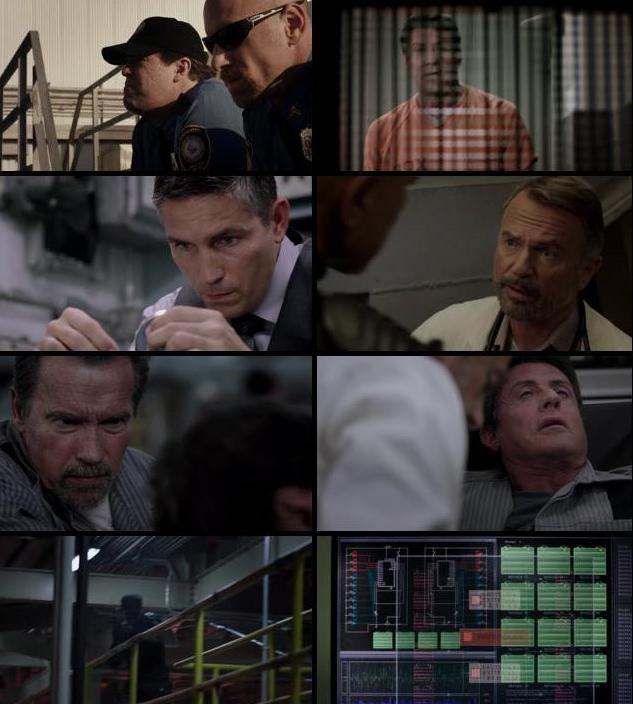 Escape Plan 2013 Dual Audio Hindi 480p BRRip 300mb