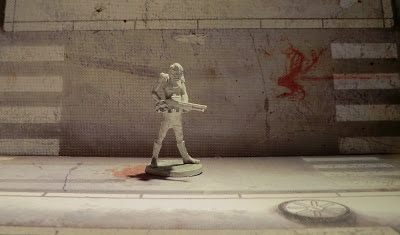 Hasslefree Miniatures Survivors Alternative Zombicide Renato Ramirez