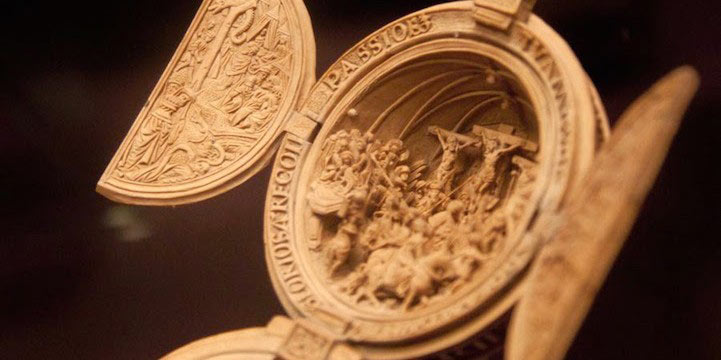 'Nueces de Oración' del siglo 16 ocultan tallas en miniatura