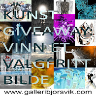 K U N S T - G I V E A W A Y  , - Bli gjerne med i trekningen du også, mer info her: