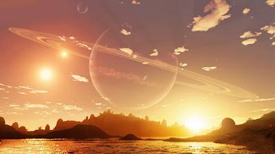sun rise wallpaper