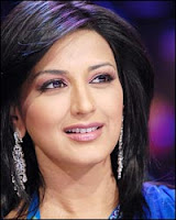 Sonali Bendre - the actress with a beautiful face