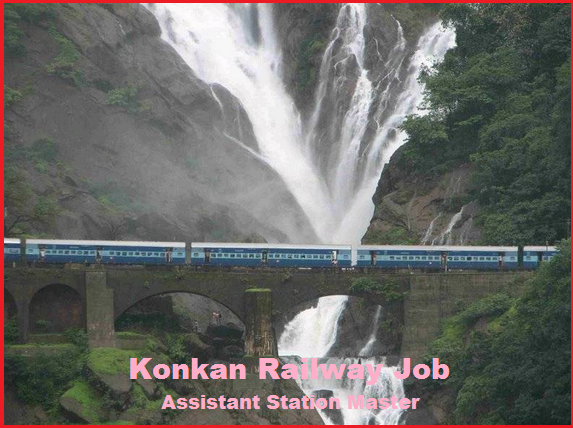 Konkan Railway KRCL Latest 45 Assistant Station Master-ASM Job Opening For Land Losers Candidates February 2015