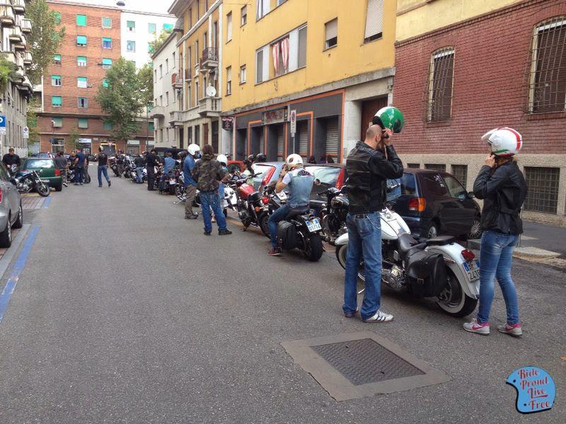 Via Brioschi 7, Milano