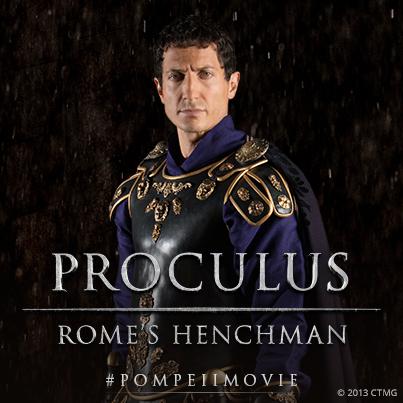 pompeii proculus