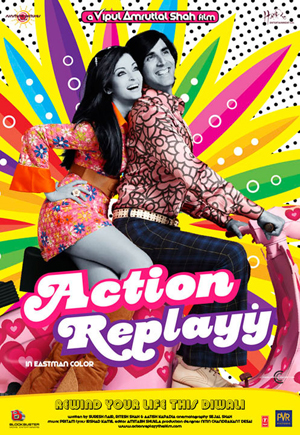 Tr V Qu Kh - Action Replay...