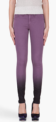 Rag & Bone 10 Ombre Jeans (Purple) Wild Society