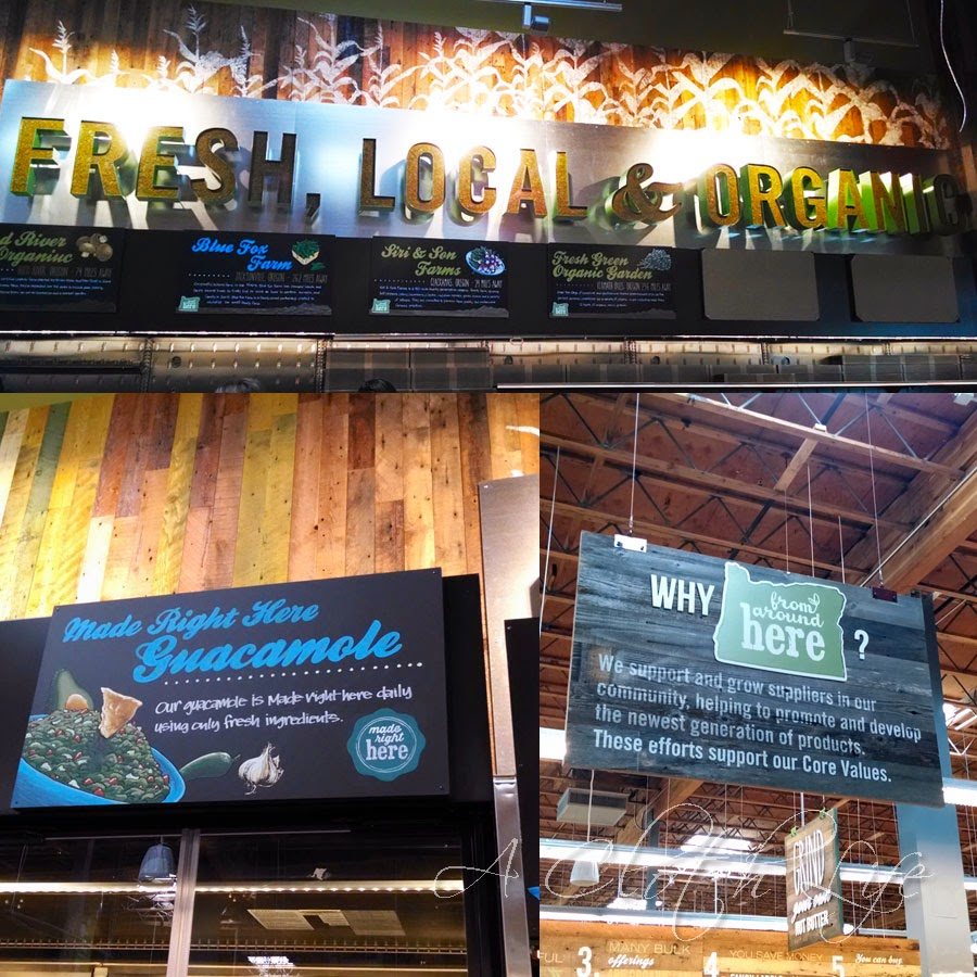 Whole Foods Market: Greenway local