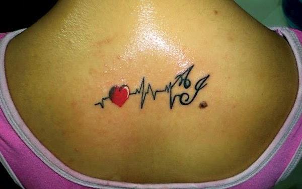 Tatuagem De Homenagem As Mães Fotos Fakes Landia
