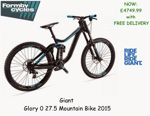 Formby Cycles: Giant MTB Sale in UK
